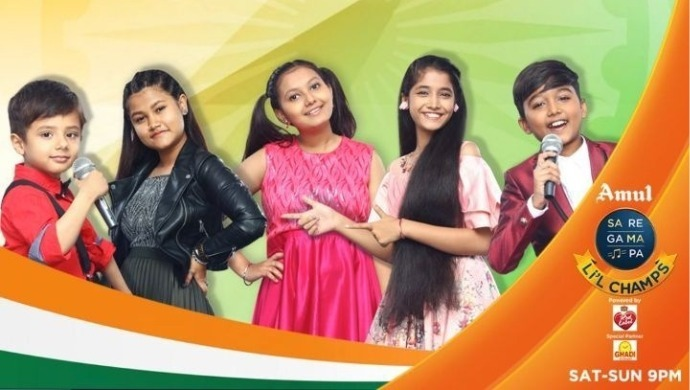 Sa Re Ga Ma Pa Lil Champs 2019 real Heroes special episode