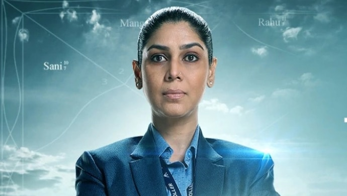Sakshi Tanwar as ATC Chief in The Final Call