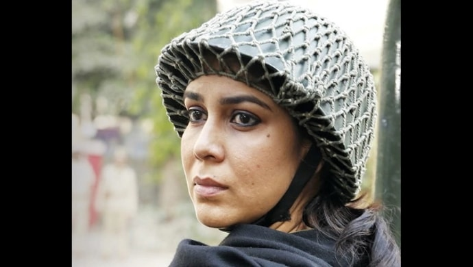 Sakshi Tanwar as Army officer in The Final Call series