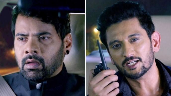 Shabir Ahluwalia as Rockstar Abhi In Kumkum bhagya