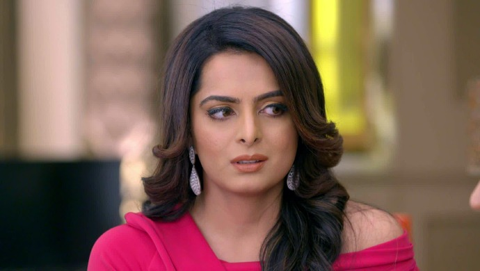 A Scene From Kundali Bhagya Featuring Ruhi Chaturvedi As Sherlyn