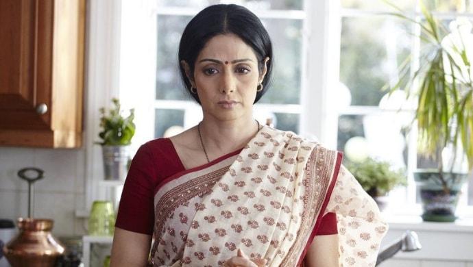 Sridevi in a scene from English Vinglish movie