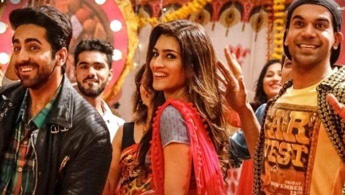 Sweety Tera Drama song from Bareilly Ki Barfi movie