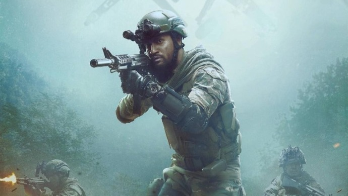 Vicky Kaushal in Uri The Surgical Strike (1)