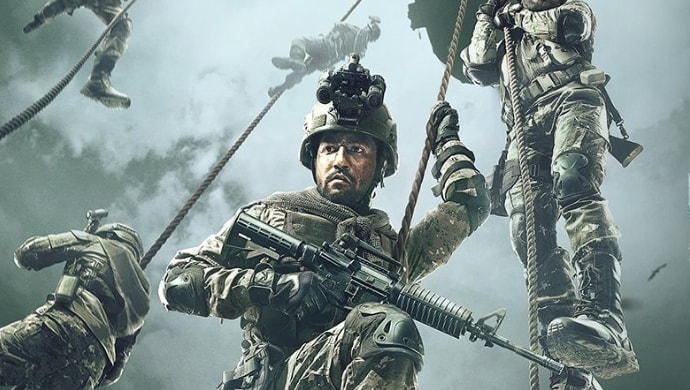 Vicky Kaushal in Uri The Surgical Strike