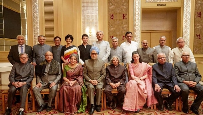A still from The Accidental Prime Minister