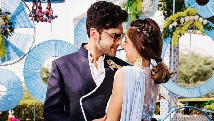 Anusha Dandekar and BF Karan Kundra