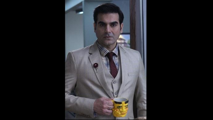 Arbaaz Khan in a scene from ZEE5 original Poison