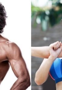 Bollywood celebrities' fitness
