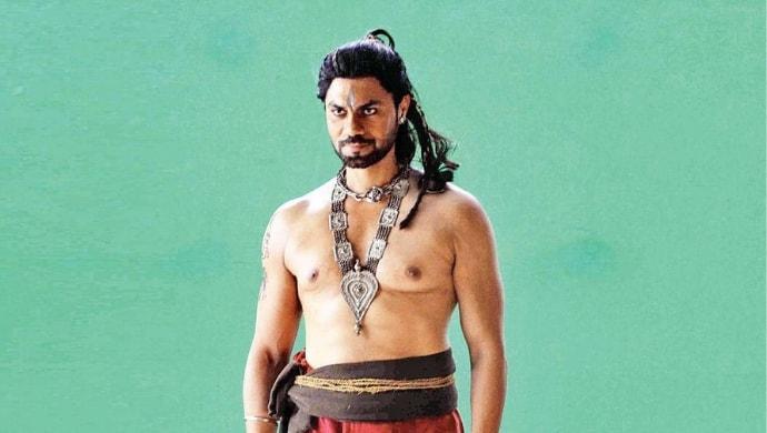 Gaurav Chopraa's look from Ek Shakti Ek Aghori serial