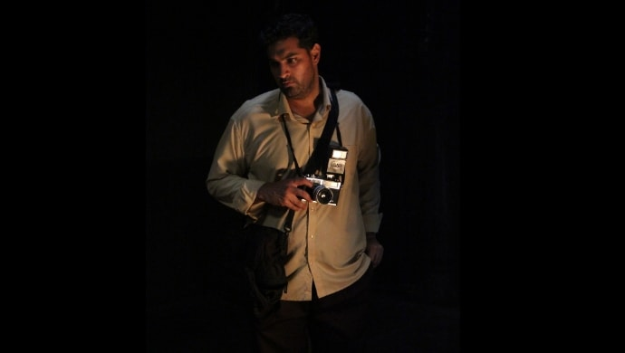 Kunaal Roy Kapur in a still from Parchhayee
