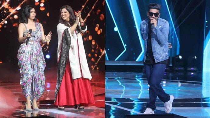 Neha Bhasin, Guru Randhawa on Sa Re Ga Ma Pa Lil Champs 2019