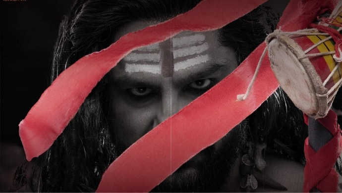 Parag Tyagi as Aghori