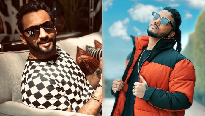Punit Pathak and Raftaar