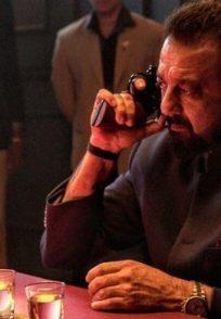 Sanjay Dutt in a still from Saheb Biwi Aur Gangster 3