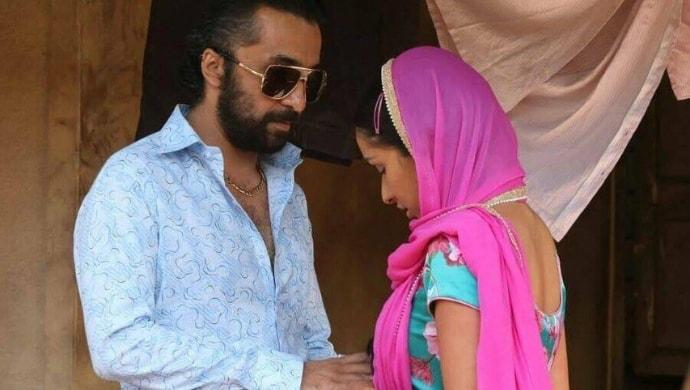 Shraddha Kapoor, Siddhant Kapoor in a scene from Haseena Parkar