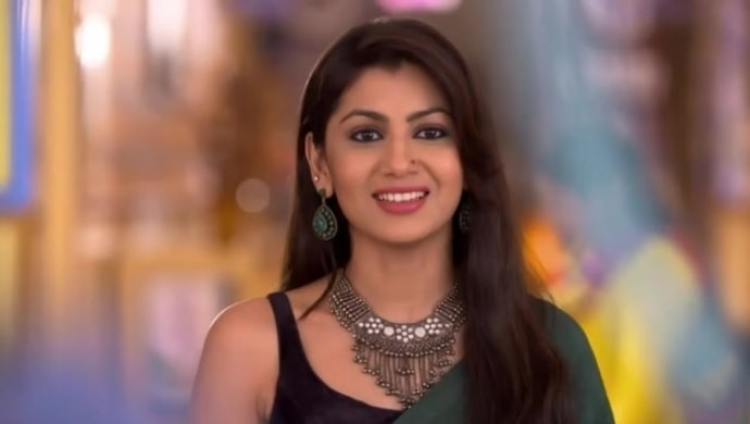 Kumkum Bhagya Actress Sriti Jha On A Table For Two: Without