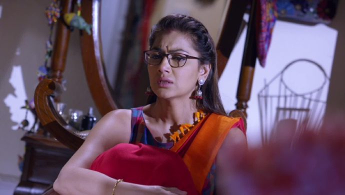 Still of Pragya in Kumkum Bhagya