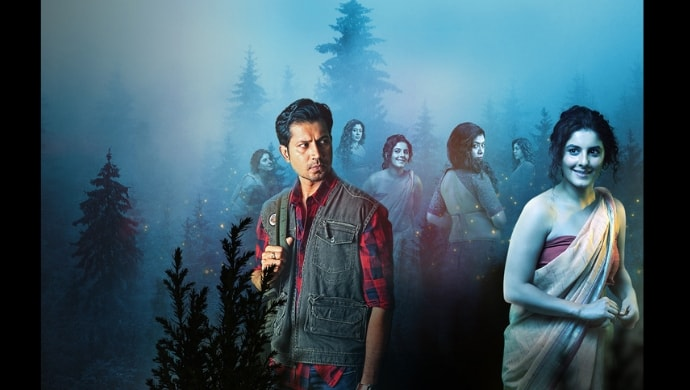 Sumeet Vyas, Isha Talwar in Parchhayee Episode 7 Topaz