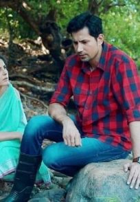 Sumeet Vyas and Isha Talwar in a still from Parchhayee