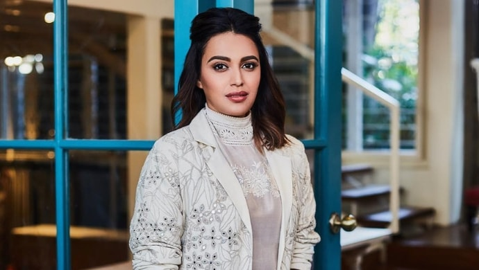 Swara Bhasker for a magazine photoshoot