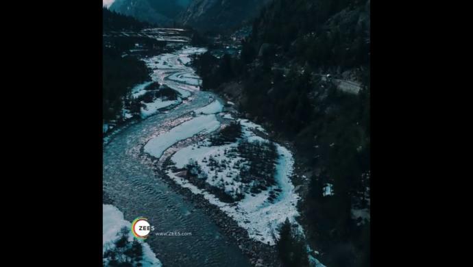 A still from Kaafir teaser