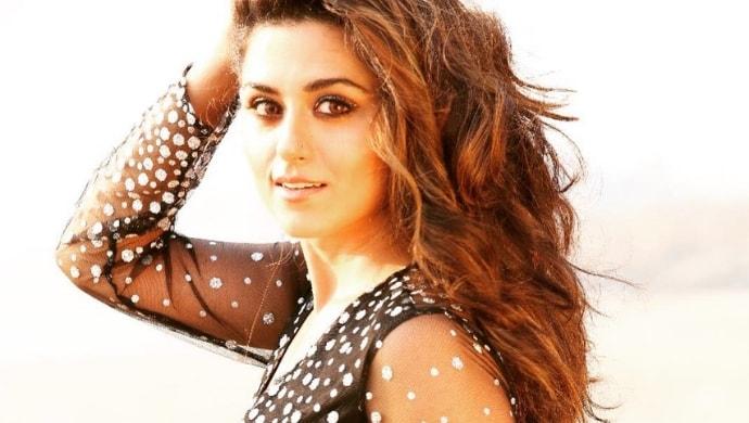 Actress Ridhi Dogra