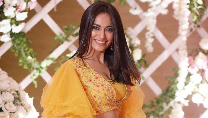 Actress Surbhi Jyoti