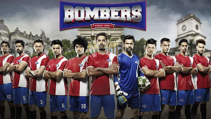 Bombers Poster with star cast