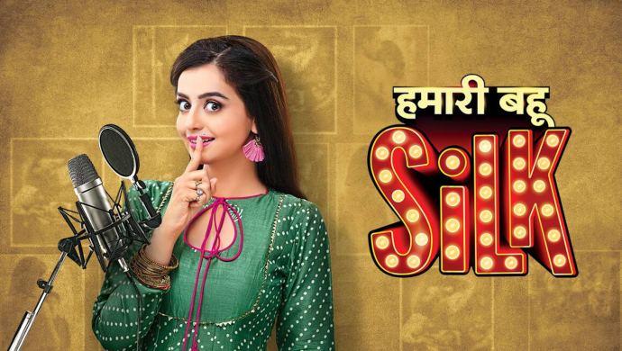 Chahat Pandey in Hamari Bahu Silk show
