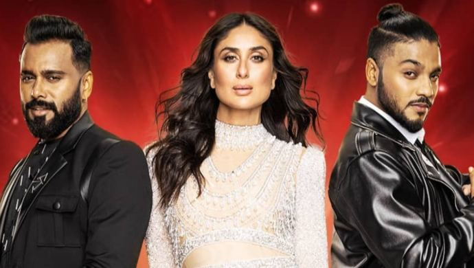 Dance India Dance 7 judges Kareena Kapoor Khan, Bosco Martis and Raftaar