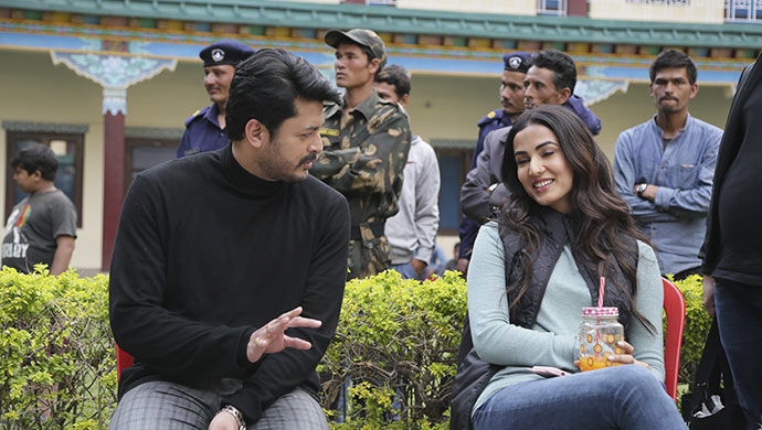 Jisshu Sengupta plays a politician in Skyfire