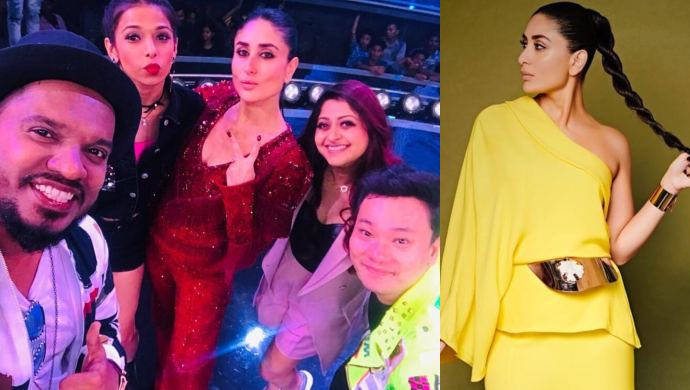 Kareena Kapoor Khan day 1 shoot of Dance India Dance 7