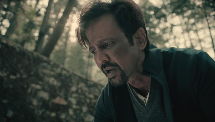 Kay Kay Menon in a still from Parchhayee episode 10 poster
