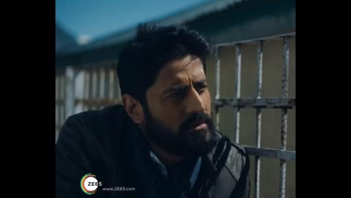 Dia Mirza on Kaafir teaser poster