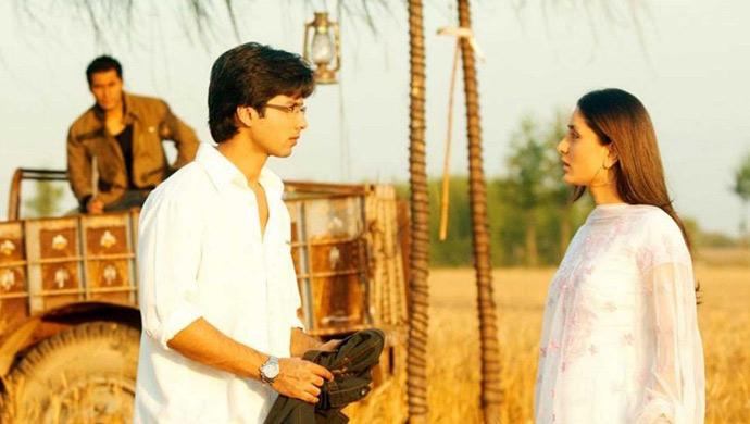 Reuinion Scene from Jab We Met
