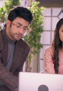 Still from Guddan Tumse Na Ho Payega with Guddan