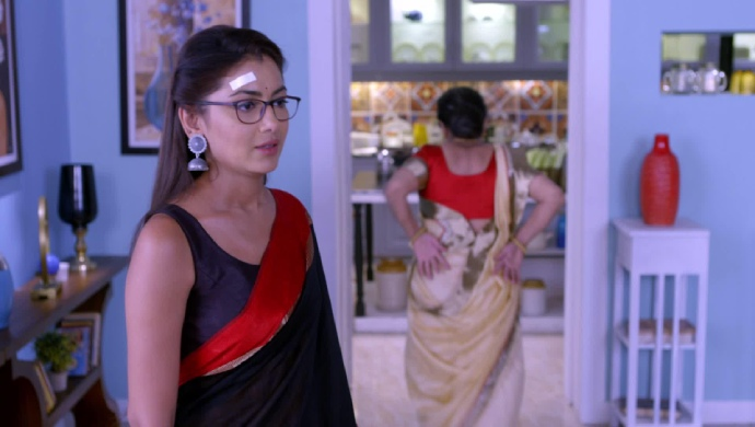 Still from Kumkum Bhagya with Pragya