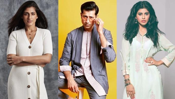 Sumeet Vyas, Anisha Victor and Kubbra Sait
