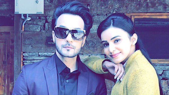Angad Hasija and Ankitta Sharma