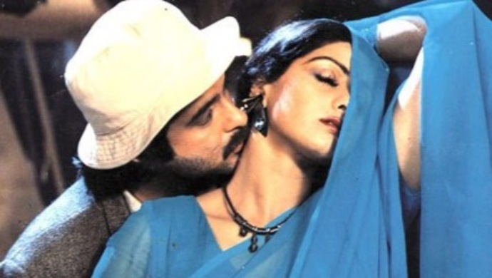 Anil Kapoor, Sridevi in Kate Nahin Kat Te song from Mr India