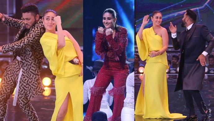 Dance India Dance 7 Premiere_ Kareena recreates her dance numbers