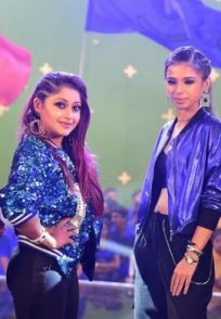 Dance India Dance Battle of the Champions mentors