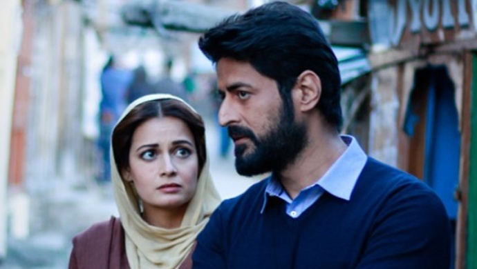 Dia Mirza, Mohit Raina in Kaafir promo