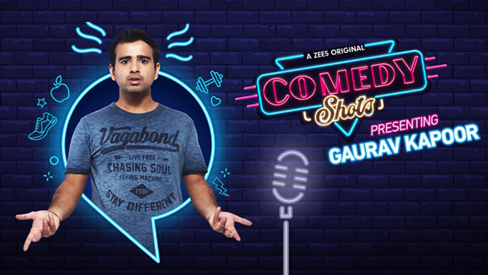 Gaurav Kapoor On Comedy Shots