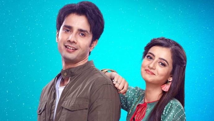 Hamari Bahu Silk stars Chahat Pandey and Zaan Khan