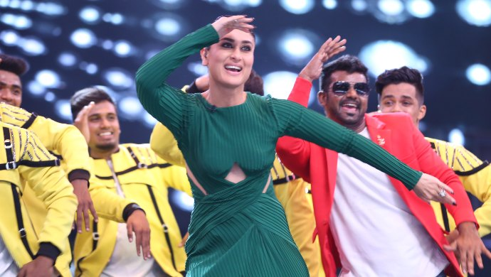 Kareena Kapoor Khan dances to Ole Ole on Dance India Dance 7