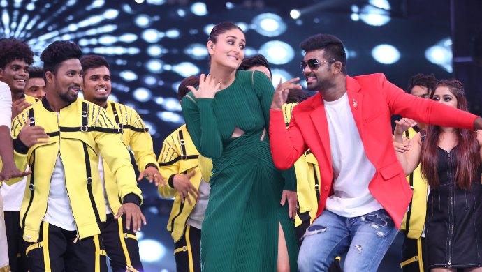 Kareena Kapoor Khan dances to Saif Ali Khan's Ole Ole on Dance India Dance 7