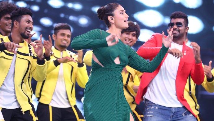 Kareena Kapoor Khan recreates Saif Ali Khan's song Ole Ole