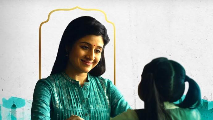 Paridhi Sharma in ZEE5 original short film Meethi Eid